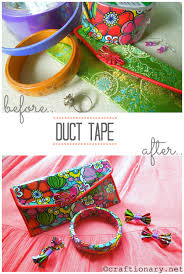 Halloween Duct Tape Crafts Craftionary
