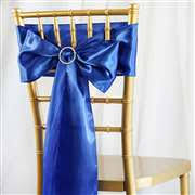 Royal Blue Chair Sashes Tablecloths Chair Covers Table Cloths Linens Runners Tablecloth