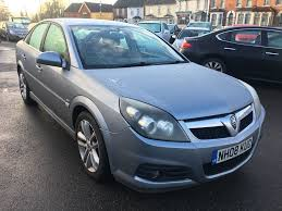 vauxhall vectra 2008 used silver vauxhall vectra for sale kent