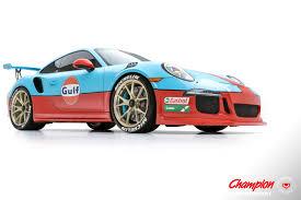 porsche gt3 vossen wheels porsche gt3 rs vossen champion motorsport x