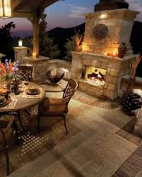 Backyard Fireplaces Ideas Garden Design Garden Design With Outdoor Fireplace Backyard