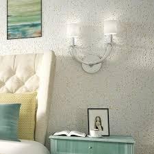 modern flocking embossed sandstone textured wallpaper bedroom