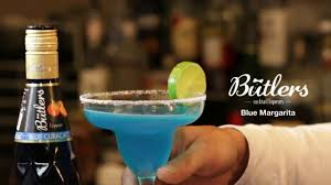 blue margarita how to make a blue margarita with butlers youtube