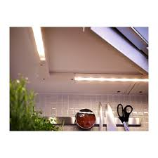 ikea kitchen lights under cabinet rationell led countertop light ikea uses leds which consumes up to