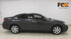 hoy fox toyota used cars 2007 lexus es 350 for sale in el paso 177031702