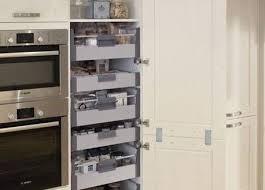 kitchen larder cabinet larder cabinets kitchens cupboard take a tour around grey