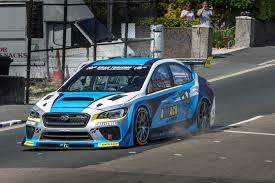 Subaru And Mark Higgins Break Isle Of Man Tt Record In U2013 News