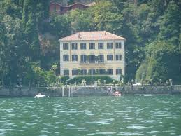 George Clooney Home In Italy George Clooney U0027s Italian Villa On Lake Como Northern Italy And