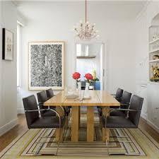 Contemporary Modern Retro Casual Dining Room Photos - Retro dining room