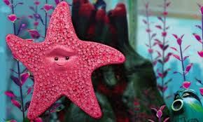 film kartun nemo peach is a starfish finding nemo movies pinterest finding