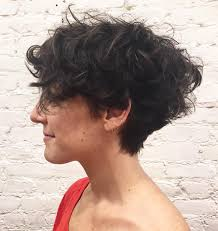short curly hairstyles above the ear 50 most delightful short wavy hairstyles