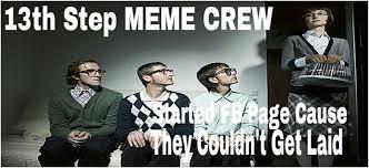 Hotwife Meme - 13th step memes home facebook