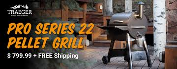 traeger grills free shipping firecraft