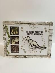 306 best no bones about it images on dinosaur cards