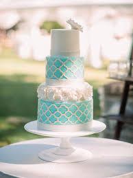creative ideas teal wedding cakes vibrant design best 25 on