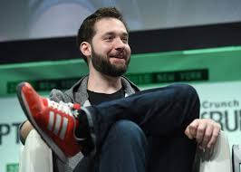 who the heck is alexis ohanian and why would serena williams want