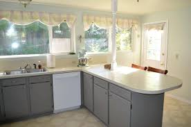 painting metal kitchen cabinets trends also how to paint old