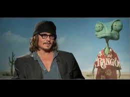 Rango Lars - rango movie exclusive cast interview johnny depp speak spanish