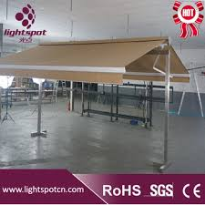 Retractable Folding Arm Awning Large Double Side Retractable Fold Arm Awnings Car Sunshade Buy