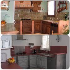 relooker une cuisine en bois réalisations les cuisines de soleidade