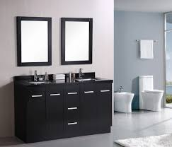 56 inch double sink vanity black 60 inch bathroom vanity 60 inch
