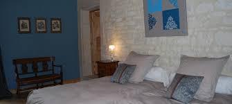 chambre bleue la chambre bleue ferme manoir de cacharat