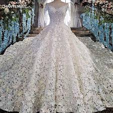 luxury wedding dresses ls00152 luxury wedding dress for bridal beaded gown