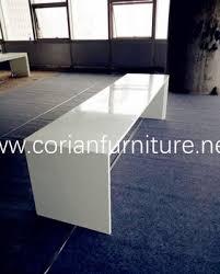 Corian Dining Tables Modern Design Corian Long Bar Table Buy Top Quality Corian