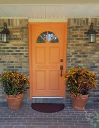 front door makeover ideas for spring project with non fade front