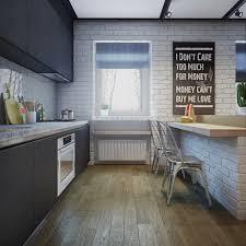 brick kitchen backsplash brick backsplash in a kitchen kitchentoday norma budden