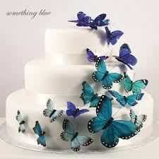 beautiful butterfly cake decorating set 24 pcs butterfly