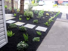 modern landscaping ideas landscape midcentury with mid century