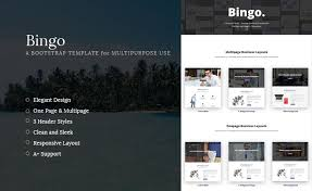 download best free bootstrap html5 templates with video background