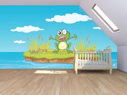 kinderzimmer wandgestaltung wandgestaltung babyzimmer home design wandgestaltung grün