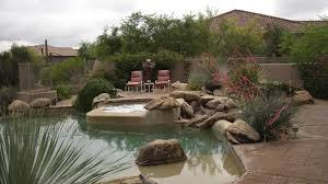Desert Patio Anthem Pool Landscaping And Patio Combined Desert Crest Press