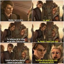 Anakin Skywalker Meme - anakin reunite with ahsoka part 1 3 skyguyandsnips