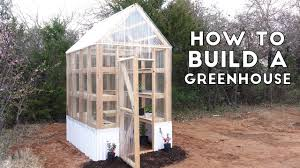 Buy A Greenhouse For Backyard How To Build A Simple Sturdy Greenhouse From 2x4 U0027s Modern