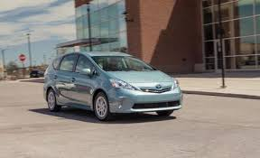 toyota prius v safety rating toyota prius v reviews toyota prius v price photos and specs