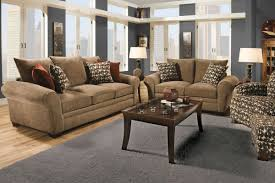 White Living Room Furniture For Sale by Resort Chenille Sofa