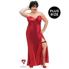 betty boop halloween betty boop plus size dress costume buycostumes com