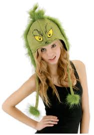 grinch halloween costumes deluxe grinch hoodie hat grinch accessories holiday costume ideas