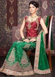 New Pakistani Bridal Dresses Collection 2017 Dresses Khazana Stylish Unique Indian Lehnga Design For Girls 2015 World Fashion