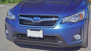 subaru crosstrek grill 2016 subaru crosstrek hybrid road test review carcostcanada