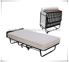 Folding Single Bed Metal Bed Rollaway Bed Source Quality Metal Bed Rollaway Bed From