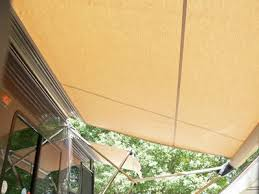 How To Install A Retractable Awning The Rv Doctor Rv Awning Canopy Replacement