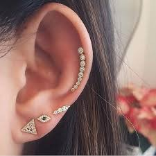 helix earing forward helix earrings the stylish earring with awesome collection