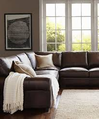 brown sectional sofa decorating ideas captivating decorating ideas dark brown leather sectional ideas