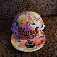 How To Make A Robin Hat Out Of Paper - robin ruth nwt limited ed robin ruth hawaii snapback hat from