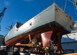 build a navy shipbuilders want predictable budgets multi year deals to build