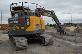 volvo dealer portal uk lpm plant hire u0026 sales ltd steps up a gear with larger volvo